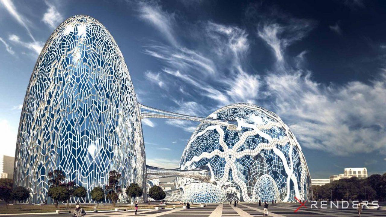 Center of Culture - Concept Design