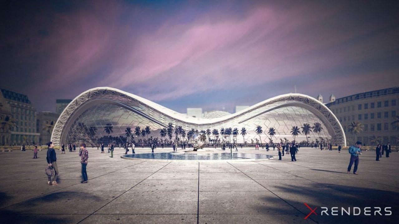 Santa Maria - New Exibition Centre