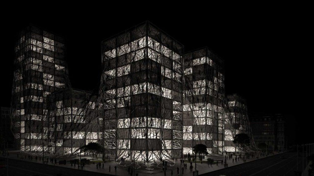 Multipurpose Office Building